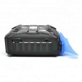 Taffware Universal Laptop Vacuum Cooler - V6 - Black - 5