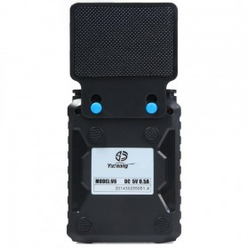 Taffware Universal Laptop Vacuum Cooler - V6 - Black - 9