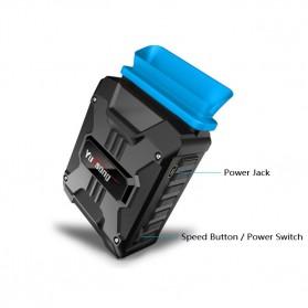 Taffware Universal Laptop Vacuum Cooler - V6 - Black - 11