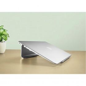 Easya Aluminium Stand Holder Laptop - NP-5 - Silver - 7