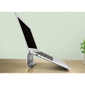 Easya Aluminium Stand Holder Laptop - NP-5 - Silver - 8