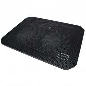 Cooling Pad Laptop - M10 - Black - 2