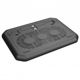 Cooling Pad Laptop - M10 - Black - 3