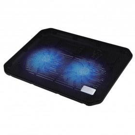 Cooling Pad Laptop - M10 - Black - 5