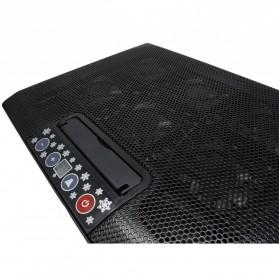 Cooling Pad Laptop - M8 - Black - 2