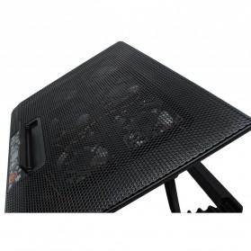Cooling Pad Laptop - M8 - Black - 3