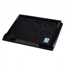 Cooling Pad Laptop - M8 - Black - 4