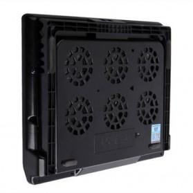 Cooling Pad Laptop - M8 - Black - 5