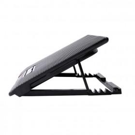 Cooling Pad Laptop - M8 - Black - 6
