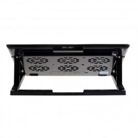 Cooling Pad Laptop - M8 - Black - 7