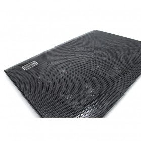 Cooling Pad Laptop - L112B - Black - 2