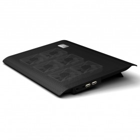 Cooling Pad Laptop - L112B - Black - 3