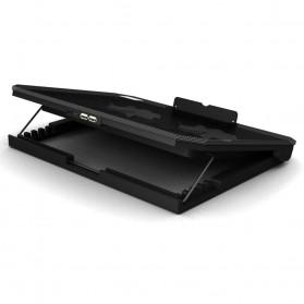 Cooling Pad Laptop - S200BC - Black - 2