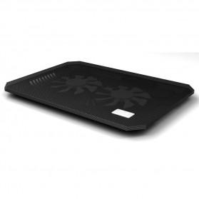Cooling Pad Laptop - S200BC - Black - 5