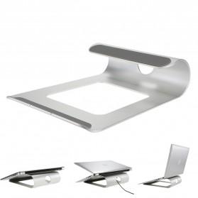 SEENDA Aluminium Stand Holder Laptop 11-15 Inch - WG-Z13 - Silver - 2