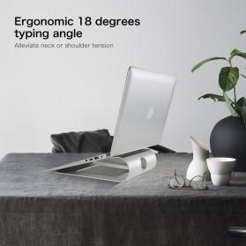 SEENDA Aluminium Stand Holder Laptop 11-15 Inch - WG-Z13 - Silver - 5