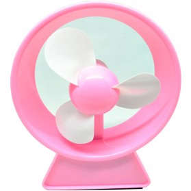USB Fan Concise - UF022-1 - Pink