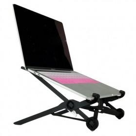 Ergonomic Adjustable Portable Laptop Stand - K1 - Black