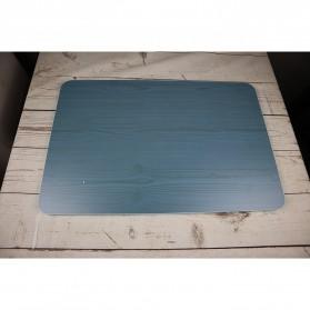 TaffHOME Meja Laptop Adjustable Portable Rotate Laptop Desk - ND02 - Blue - 2