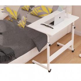 TaffHOME Meja Laptop Adjustable Portable Rotate Laptop Desk - ND02 - Blue - 5