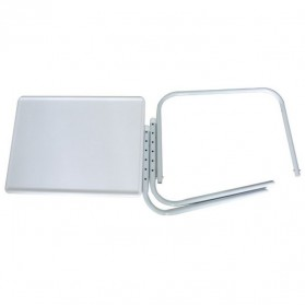 Table Mate II Meja Laptop Lipat Portable Laptop - White - 3