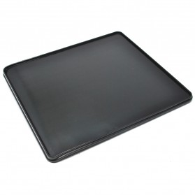 Portable Laptop Table with Mouse Desk Length 42cm - A-LDM-42B - Black - 4