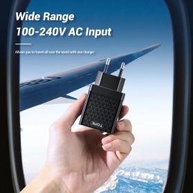 TOPK Charger USB Fast Charging 1 Port QC3.0 18W - B154Q - Black - 4