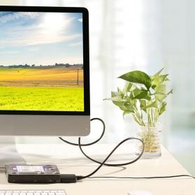 SATA to USB 3.0 HDD / SSD Adapter - UT-3112 - Black - 6