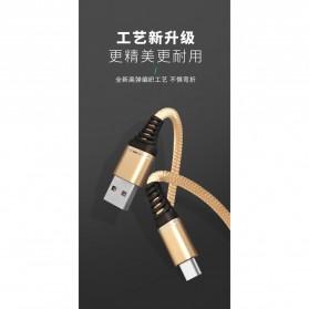 Essager Kabel Charger SuperCharger Lightning 1 Meter 5A - EX2 - Black - 2
