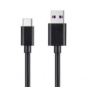 Essager Kabel Charger SuperCharger Micro USB 1 Meter 5A - EX3 - Black - 2