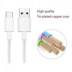 Essager Kabel Charger SuperCharger Micro USB 1 Meter 5A - EX3 - White - 4