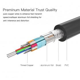 Robotsky Kabel USB 3.0 Ekstension Male to Female 1 Meter - RBT129 - Gray - 10