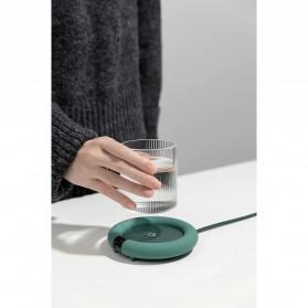 Faroot Tatakan Gelas Pemanas Coffee Cup Warmer Heating Pad Coaster - 353-B - Pink - 8