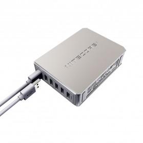NITECORE Charger USB 6 Port 2A Quick Charge 3.0 - UA66Q - White - 4