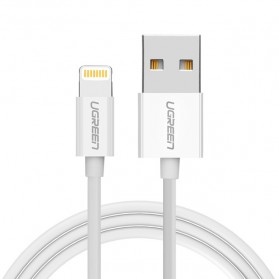 UGreen Kabel Charger Lightning 2.4A 2 Meter - US155 - White