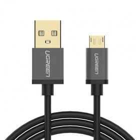 UGreen Kabel Charger Micro USB 2A 1 Meter - Black