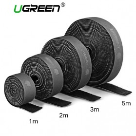 UGREEN Cable Organizer Winder 3M - 40355 - Black