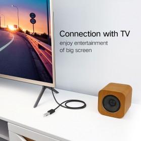 UGREEN Kabel USB 3.0 Ekstension Male to Female 1 Meter - US129 - Black - 6