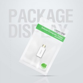 UGREEN OTG Adapter Converter Micro USB to USB - US195 - Black - 8