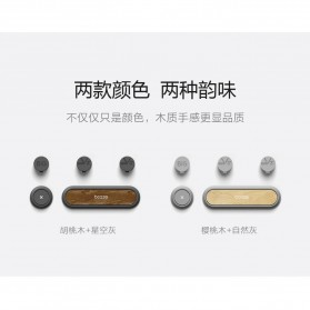 Xiaomi Bcase Klip Kabel Organizer Magnetic Cable Clip - TUP2 - Gray - 3