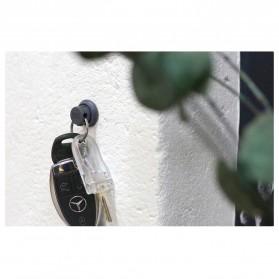 Bcase Klip Kabel Organizer Magnetic Cable Clip - TUP2 - Cream - 7