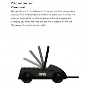 Xiaomi Bcase USB Hub Car Shape 4 Port - DSHJ-B-1903 - Black - 12
