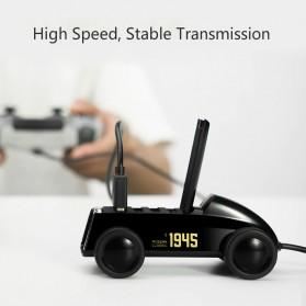 Xiaomi Bcase USB Hub Car Shape 4 Port - DSHJ-B-1903 - Black - 5