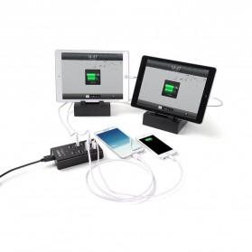 Orico USB Wall Travel Charger Hub 8 Port - DUB-8P - Black - 4
