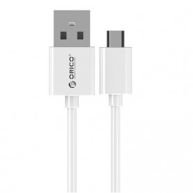 Orico Micro USB to USB 2.0 USB Cable 3A 1m - ADC-10 - White