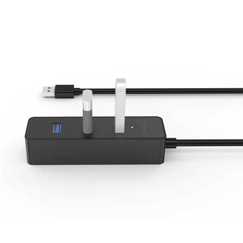 ... Orico Ultra Mini USB 3.0 High Speed HUB 4 Port 30CM Cable - W5PH4-U3 ...