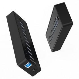 ORICO 10 Port USB 3.0 HUB with 1M USB 3.0 Cable - P10-U3 - Black - 5