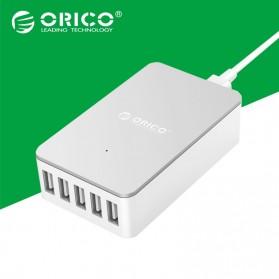 Orico USB Wall Travel Charger Hub 5 Port - CSE-5U - White