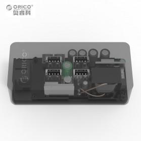 Orico Smart Desktop Charger 4 Port - DCV-4U - Black - 3