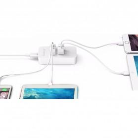 Orico Smart Desktop Charger 4 Port - DCV-4U - Black - 5